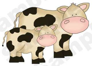 FARM BARNYARD BARN NURSERY WALL MURAL STICKERS DECALS