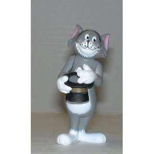 Exclusive Pvc Figure TOM and Jerry (Tom with Top Hat)