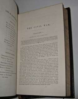 Leather;CIVIL WARHistory of The United States America