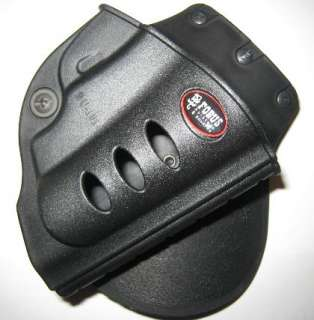 NEW RUGER LCR REVOLVER FOBUS 360 ROTO PADDLE HOLSTER Model # RU101RP