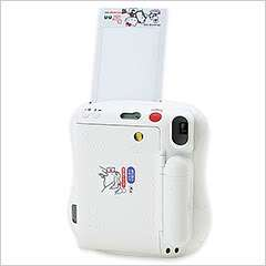 Fuji Polaroid Hello kitty instax mini 25 + 50 Films
