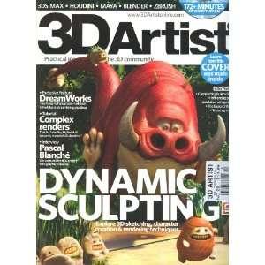 3D Artist Magazine # 29: Sarah Slee: Books