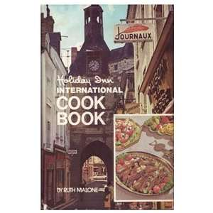 Holiday Inn International Cook Book Ruth Malone Books