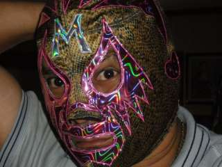 NEW PRO FIT CLASSIC MIL MASCARAS BOA SNAKE DESIGN MASK