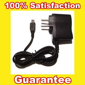 Cell Phone Home Charger for T Mobile Sidekick LX Slide