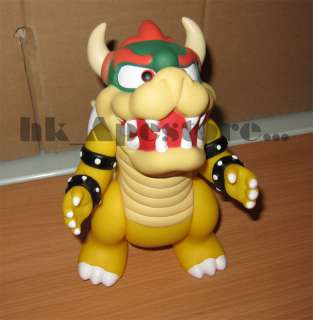Banpresto Nintendo Super Mario Bowser DX Figure 5 tall