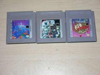NINTENDO Game Boy Pocket System + games WORKS GREAT 045496710309
