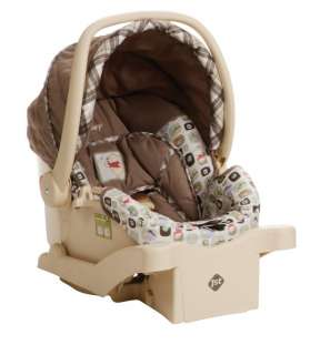 System Stroller & Car Seat   Sweet Silhouettes 884392566951