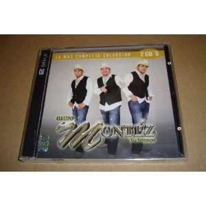 La Mas Completa Coleccion Montez De Durango Music