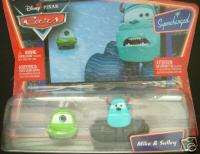 NEW Disney Cars Movie Moments MONSTERS INC MIKE SULLEY