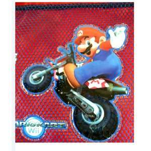 Nintendo Super Mario Draw String Backpack (red)