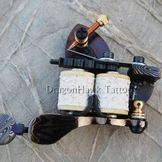 Professional Tattoo Kit Set Ink Power Damascus Gun D93