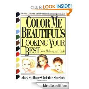 Color Me Beautifuls ing Your Best Color, Makeup and Style Mary