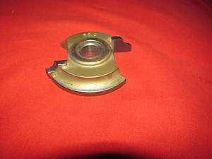 """Half Round Concave Shaper Cutter 58C ¾"""" bore 2 ½"""""""" diameter ¾"""