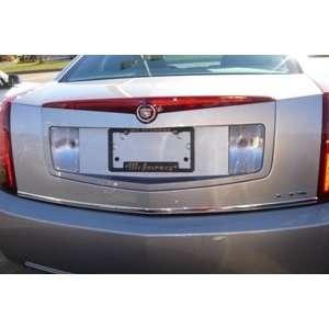 Cadillac CTS Rear Chrome Trim 2003 2007 Automotive