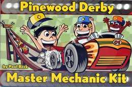 Pinewood Derby Car Scale Kit