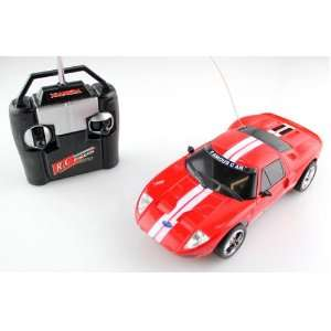 Remote Control FORD GT Racing car 7.5 Inches Long Toys & Games
