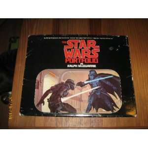 The Star Wars Portfolio 21 Prints Ralph McQuarrie Books