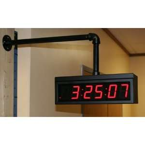 Time Machines Dual Clock Mount Bracket for 2.5 Clocks Electronics