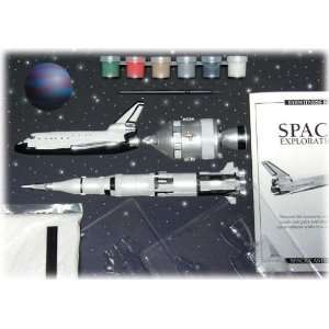 Eyewitness Kit Space Exploration by Skullduggery Toys & Games