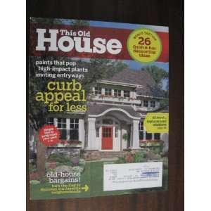 House Magazine March 2010   Curb Appeal For Less Amy Rosenfeld Books