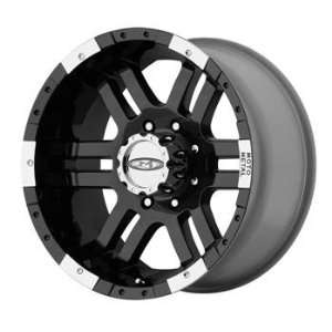 Moto Metal MO951 20x9 Black Wheel / Rim 6x5.5 with a 18mm Offset and a