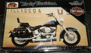 IMEX 19 Harley Davidson FLSTC Heritage Softail #403