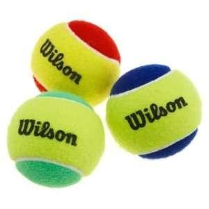 Academy Sports Wilson EZ Play Tennis Balls 12 Pack Sports