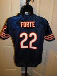 Forte Chicago Bears Sewn Premier Womens 2XLARGE 2XL REEBOK Jersey 4TT