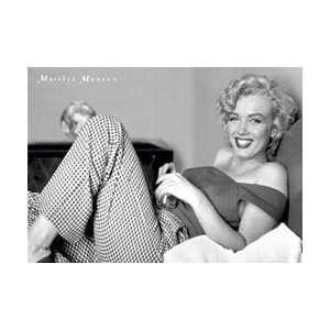 Marilyn Monroe, Smile Poster