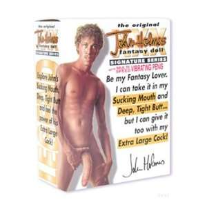 John Holmes Fantasy Doll Vibrating: Doc Johnson: Health