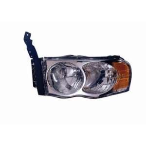 DODGE RAM pickup (FULL SIZE) 02 03 HeadLight Assembly Passenger Side