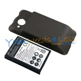 NEW HTC EVO SHIFT 4G Extended Battery + Universal Wall Dock Charger