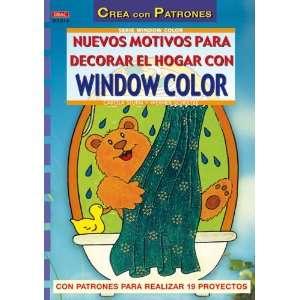 Nuevos Motivos para Colorear el Hogar con Window Color