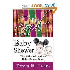 American Baby Shower Book (9781425915278): Tonya D. Evans: Books