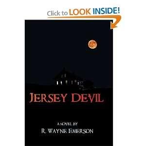 Jersey Devil [Hardcover] R. Wayne Emerson Books