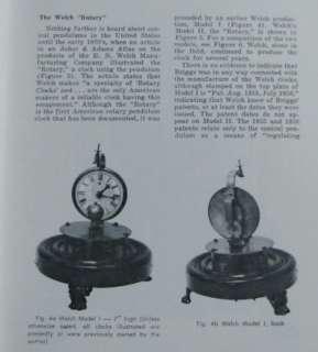 BRIGGS ROTARY PENDULUM CLOCKSHorology, History, Guide