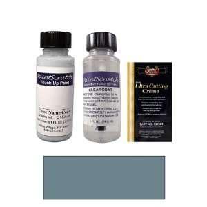1 Oz. Medium (Superior) Blue Metallic Paint Bottle Kit for