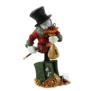 Grand Jester Scrooge McDuck Mini Bust: Home & Kitchen