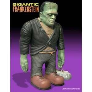 Models   Gigantic Frankenstein (Plastic Figure Model) Toys & Games