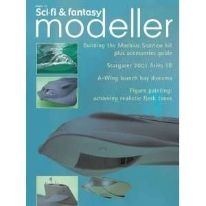 Sci fi and Fantasy Modeller v. 11 (9780955878121) Mike