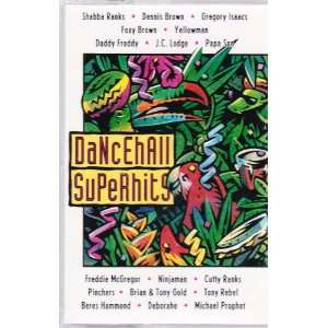 Dancehall Superhits Various Artists Music