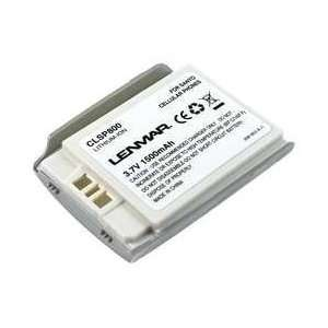 Battery For Sanyo Scp 8100   LENMAR Cell Phones