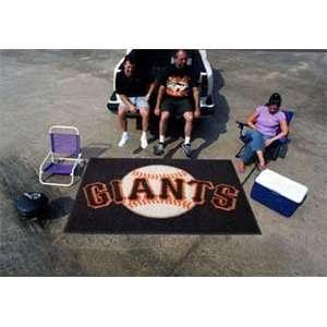 San Francisco Giants Merchandise   Area Rug   5 X 8