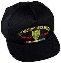 ARMY 18TH MILITARY POLICE BRIGADE VIETNAM HAT CAP