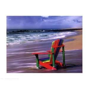 Chair by Mike Jones 28x22: Home & Kitchen