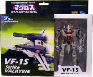 Robotech Macross Ichijo VF 1S Deluxe Veritech Fighter