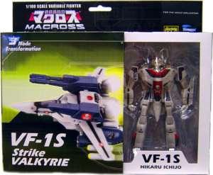 Robotech Macross Ichijo VF 1S Deluxe Veritech Fighter |