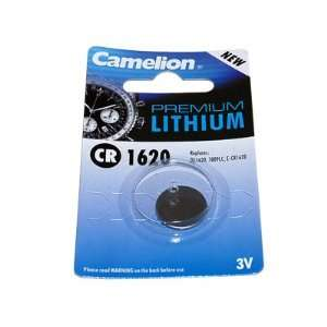 25 x CR1620 3 Volt Lithium Coin Cell Batteries Electronics