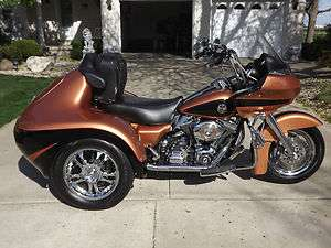 Anniversary, Harley Davidson 103 Road Glide Trike / 3 Wheeler / DFT